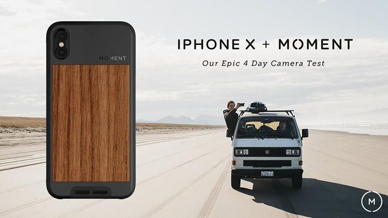 MOMENT iPhone X レンズ